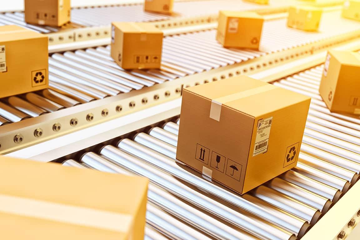 transport, livre les projets d'export de marchandises et d'augmentation de production des industriels
