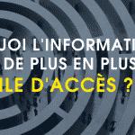 Pourquoi l'information B2B est de plus en plus difficile d'accès